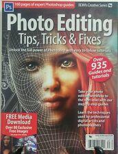 Photo Editing Tips Tricks & Fixes Fall 2016 Photoshop Tutorial FREE SHIPPING sb