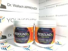 Youngevity Rebound fx citrus punch (2) pack 75+ plant minerals Dr. Wallach
