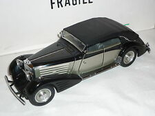 A Franklin mint scale model of a 1939 Maybach Zeppelin,  boxed