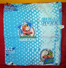 Thomas & Friends Full Size Double Flat Sheet Jay Franco Built For Speed