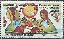 Timbre Enfance UNICEF Mexique 1097 ** (39339)