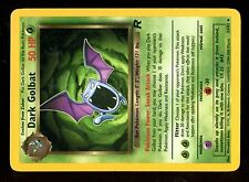 POKEMON ROCKET RARE N° 24/82 DARK GOLBAT