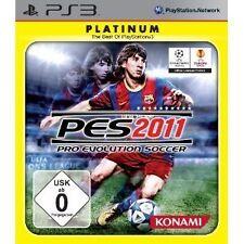 PS3 Spiel Pro Evolution Soccer PES 11 2011 Deutsch Neu