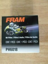 Fram - PH6018 - Oil Filter, Standard