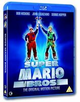 Super Mario Bros: The Motion Picture [Blu-ray] [DVD][Region 2]
