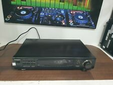 More details for e1655 technics st-gt650 quartz stereo synthesizer tuner  high end tuner