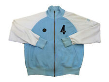 Rare Retro Mens Clothing Adidas Track Jacket Top M Casual A02001 Cotton Mix @