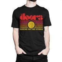 The Doors, Riders On The Storm Art T-Shirt, Rock Tee, Men's Women's All Sizes