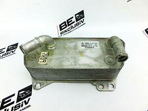 VW Passat 3G B8 Ölkühler Kühler Öl cooler 02E409061D