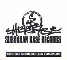 Suburban Base Records The History of Hardcore Jungle Drum and Bass 19911997 [CD]