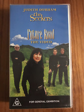 JUDITH DURHAM THE SEEKERS FUTURE ROAD THE VIDEO RARE PAL VHS VIDEO