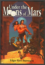 Under the Moons of Mars Edgar Rice Burroughs Bison Books 2003