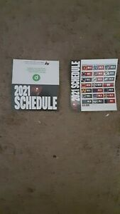2021 Tampa Bay Buccaneers (National Football League) Publix pocket schedule