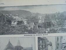 1916 die Woche 47 / Predeal Modlin Siebenbürgen Flieger Buddecke Herford Kassel