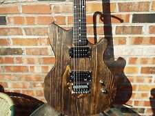 Custom Partscaster Reclaimed Pine VW Style Electric Guitar 7lbs 0 oz
