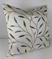 "John Lewis /& Partners Atulya Flower Cushion Cover 16""x16"""