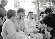 More details for jim clark lotus driver photograph foto monaco grand prix 1966 gp f1 1