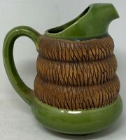 Maxine Cloud Pottery Pitcher Made In California