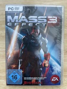 Mass Effect 3 PC GAME - Sealed, Brand New Unit - German