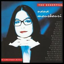 NANA MOUSKOURI - THE ESSENTIAL : GREATEST HITS CD ~ 70's GREEK POP GREECE *NEW*
