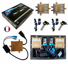 ✨ Kit HID Xénon 55W Slim VEGA® 2 ampoules HIR2 9012 4300K DSP Ampoules coudées ✨