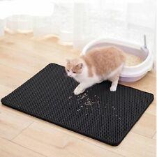 Waterproof Pet Cat Litter Mat Eva Double Layer Trapping Pet Little Mat Clean Pad