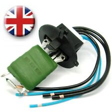 Peugeot 206 307 Wiring harness connector loom pigtail AND 6450JP Heater Resistor
