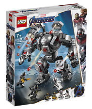 LEGO Marvel Super Heroes War Machine Buster Set (76124)