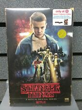 Stranger Things | 100% Genuine Bluray/DVD/Poster | NEW/Sealed | Ships Fast