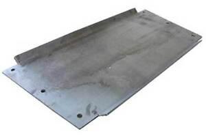 Jeep TJ Flat Skid Plate