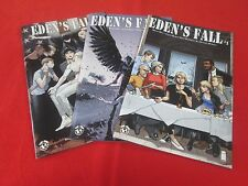 EDEN'S FALL #1-3 BY BRYAN HILL TOP COW AND IMAGE 2016