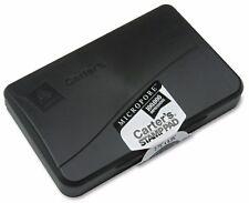 "Avery Reinkable Foam Rubber Stamp Pad - 2.8"" X 4.3"" - Foam Pad - Black Ink"