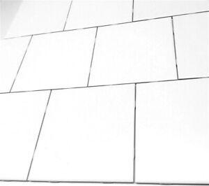 "Ceramic Tile Shine  6""x6"" -White,Beige,Silver,Yellow,Blue,Gray,Green,Red"