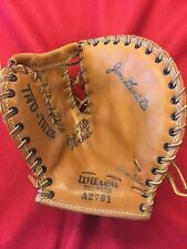 Vintage Wilson A2000 A2781 1st base TRU-TRAP GLOVE Made in USA - Never been used