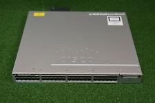 Cisco WS-C3850-48U-S Catalyst 3850 48 Port UPOE IP Base - 1YrWty / TxInv