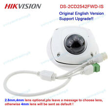 Hikvision English Version DS-2CD2542FWD-IS 4MP 1080 POE Network indoor Camera