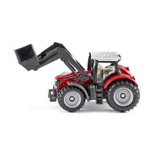 Siku 1484 Massey Ferguson with Front Loader Red (Blister Pack) NEW! °