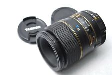 Tamron SP 272E 90mm F/2.8 AF Di MACRO AF Lens for Nikon From JAPAN #B68