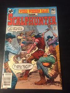 Weird Western Tales#59 Incredible Condition 9.0(1979) Scalphunter, Ayers Art!!