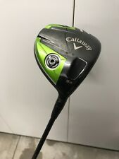 Callaway Razr Fit Xtreme Driver 9.5 Stiff With Extra Shaft
