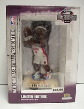 2003 Detroit Pistons Ben Wallace Bobblehead, NBA Game Breakers Limited Edition
