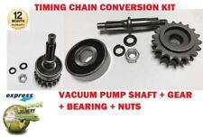 Para Nissan Navara 2.5TD YD 25 DDTi Eje de vacío de conversión de la cadena de distribución + Cojinete