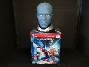 THE AMAZING SPIDER-MAN 2: ELECTRO COLLECTOR'S EDITION Full Head Bust