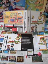 Nintendo DS:Mario & Luigi - Voyage au Centre de Bowser [TOP RPG] COMPLET - Fr