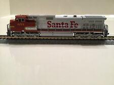 Kato Santa Fe GE C44-9W #653 176-3506 ATSF AT&SF C44 BNSF SF S.F. Locomotive N