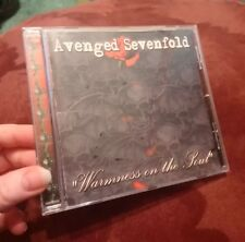 Avenged Sevenfold - Warmness On The Soul - CD / EP Rare!