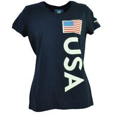Copa America Centenario USA 2016 United States Flag Womens Tshirt Tee Soccer