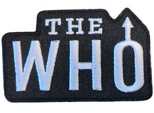 The Who English MOD Band Scooterist Iron/ Sew On Embroidered Cloth MODS Patch