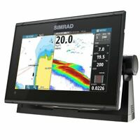 Simrad GO9 XSE Chartplotter Fishfinder 000-13210-001