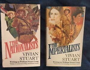 The Australians Series  - The Nationalists & The Imperialists Vivian Stuart